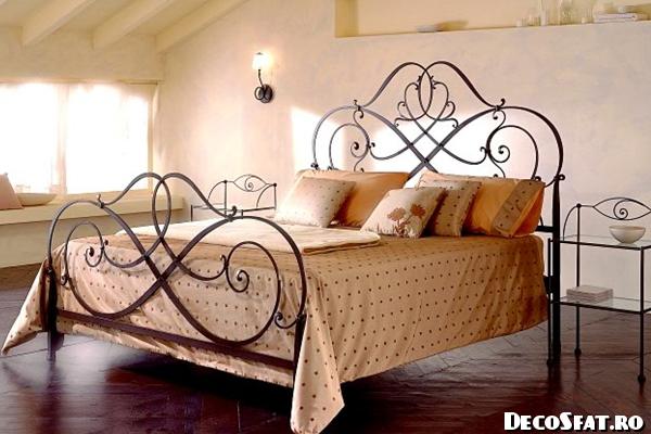 Dormitor din fier forjat-002