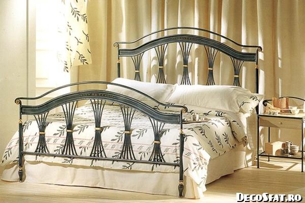 Dormitor din fier forjat-004