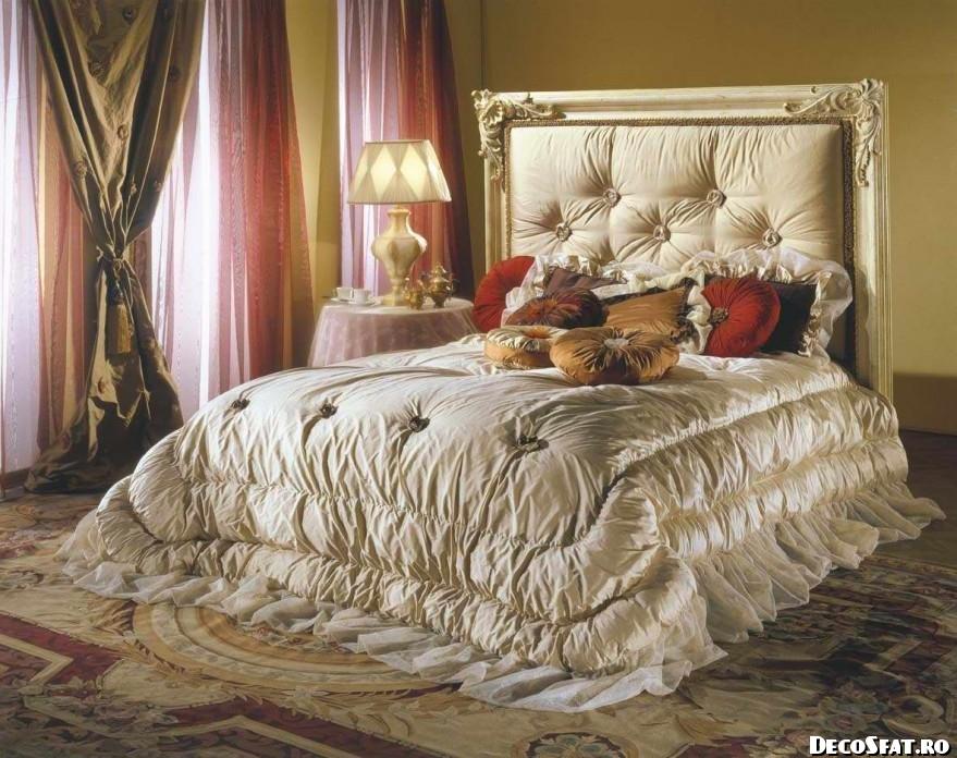 Dormitor în stil francez - 002