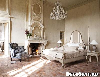 Dormitor în stil francez - 003